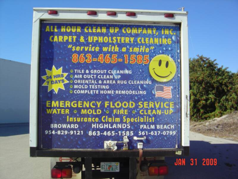 A All Hour Cleanup Company Lake Placid Sebring And Avon